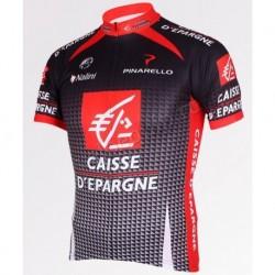 Caisse De Epargne - велосипедная майка