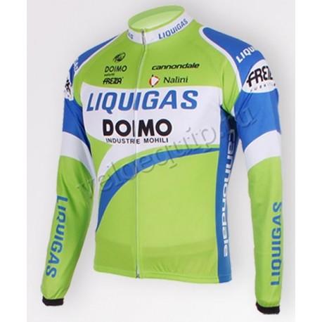 LIQUIGAS-DOIMO - велокуртка легкая командная