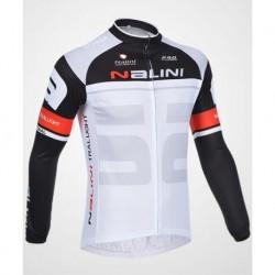 NALINI TRALUGHT - велокуртка утепленная командная