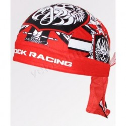 ROCK RACING red - бандана
