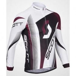 SCOTT BWR - велокуртка утепленная командная
