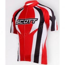 Scott red - веломайка командная
