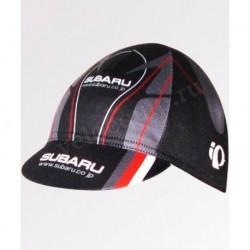 Subaru black - кепка велосипедная