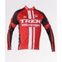 TREK-VOLKSWAGEN - велокуртка утепленная командная