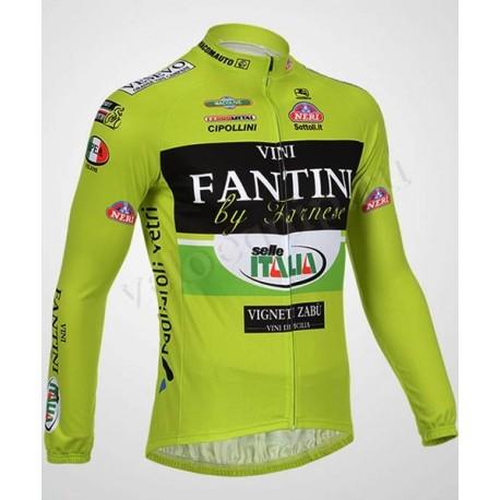 VINI FANTINI - велокуртка утепленная командная