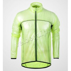 Monton Basic Raincoat green
