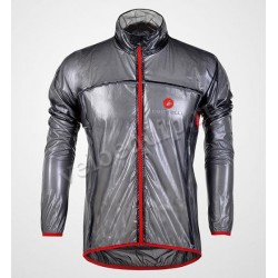 Castelli Raincoat black