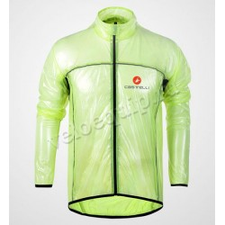 Castelli Raincoat green