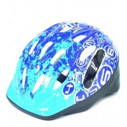 Велошлем детский BJL-012 голубой