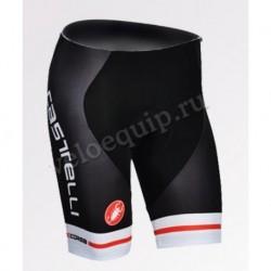 CASTELLI black 2014 - велотрусы командные