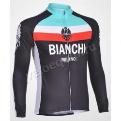 BIANCHI MILANO - велокуртка командная утепленная