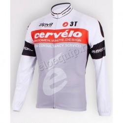 Cervelo-Vittoria - велокуртка командная утепленная