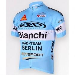 Bianchi Rad-Team - велосипедная майка командная