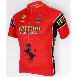 Ferrari Colnago - велосипедная футболка