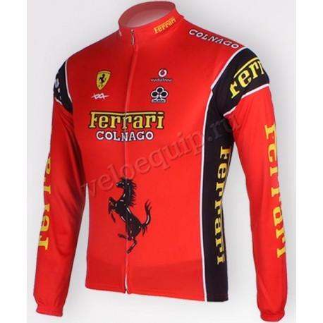 Ferrari Colnago - велокуртка командная