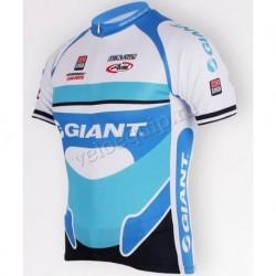 GIANT blue - велокуртка командная легкая
