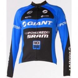 GIANT-SRAM - велокуртка утепленная командная